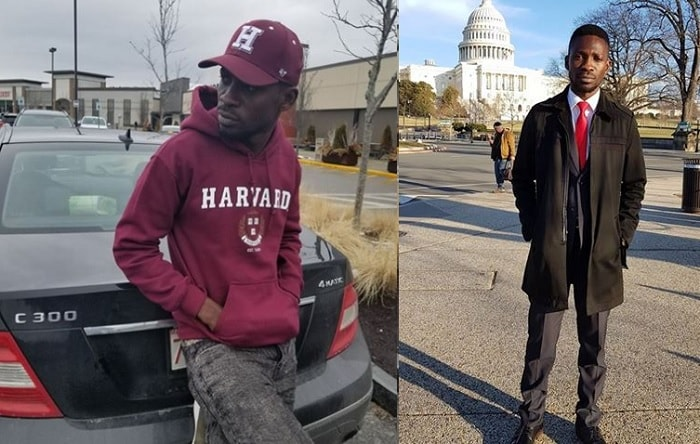 Bobi Wine in the US