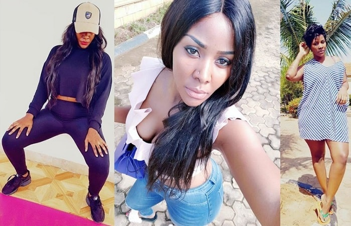 Desire Luzinda stunning look at 34