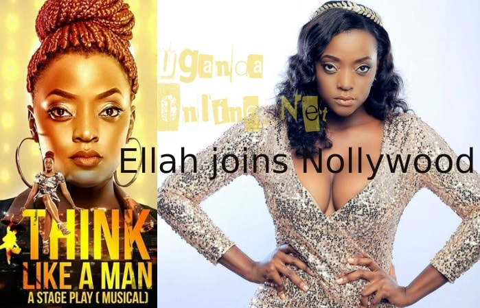 Stella Nantumbwe aka Ellah joins Nollywood