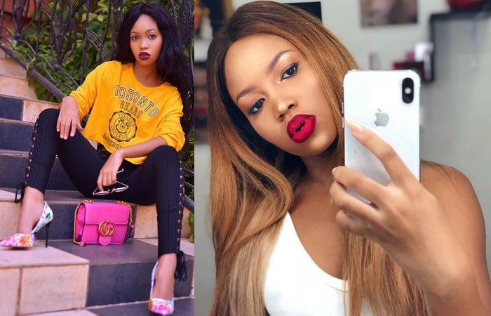 Sheila Gashumba blasted over her dress code that nearly got her arrested by a UPDF officer