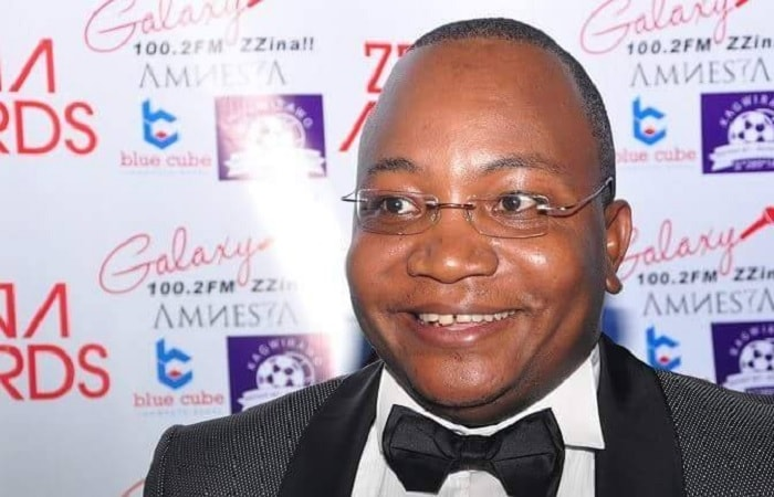 Galaxy FM CEO Innocent Nahabwe to support King Kong's child with school fees