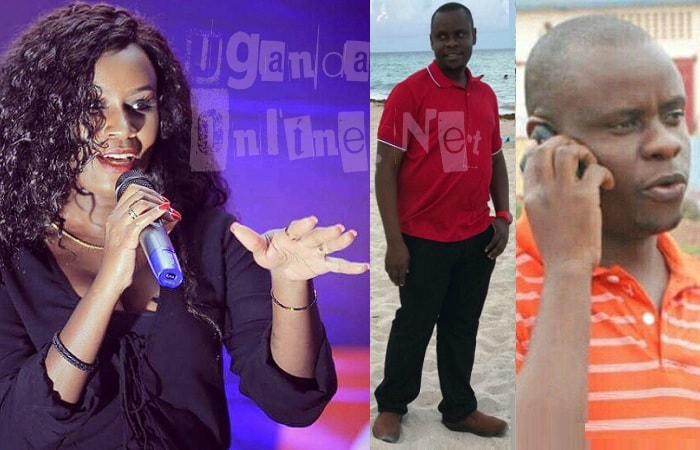 Juliana Kanyomozi comes to teh rescue of promoter Balaam after he was accused ot misappropriating funds