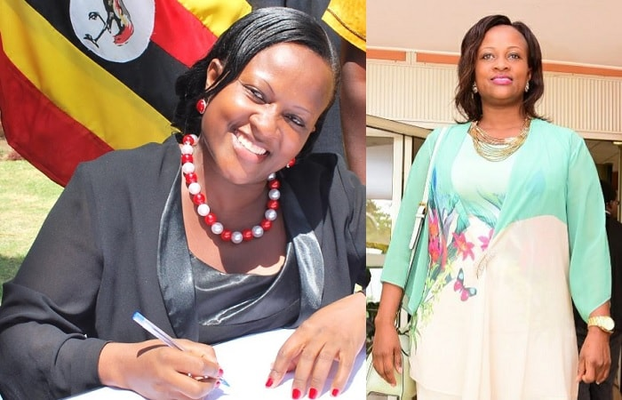 Kabarole Woman MP Hon. Sylvia Rwabwogo was sent flirty messages