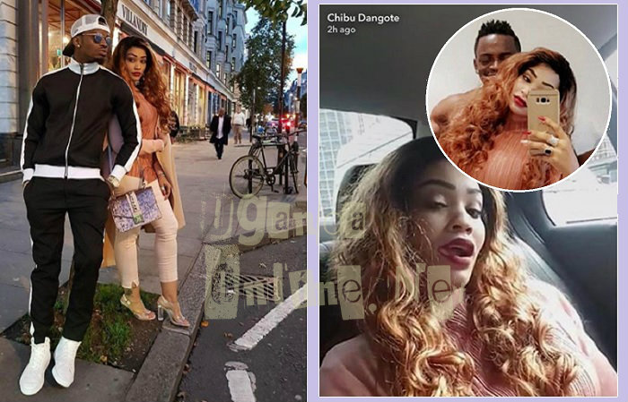 Platnumz and Zari havin time for each other