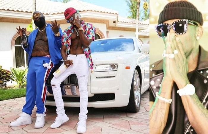 Black bottle boys - Rick Ross and Diamond Platnumz