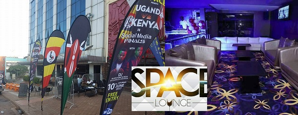 Space Lounge is now under the The Shonga's