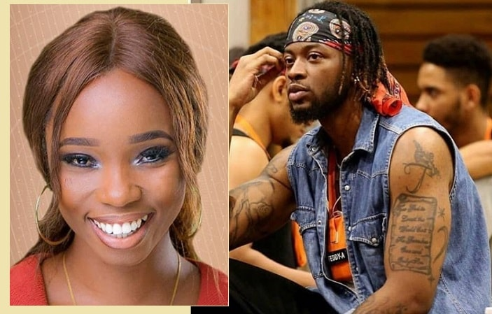 Bambam and Teddy-A are the second couple to be caught in Double WAHALA situations