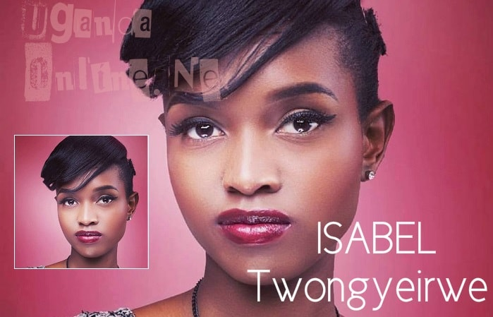 Isabel Twongyeirwe has redone the Late Elly Wamala's Talanta song in English