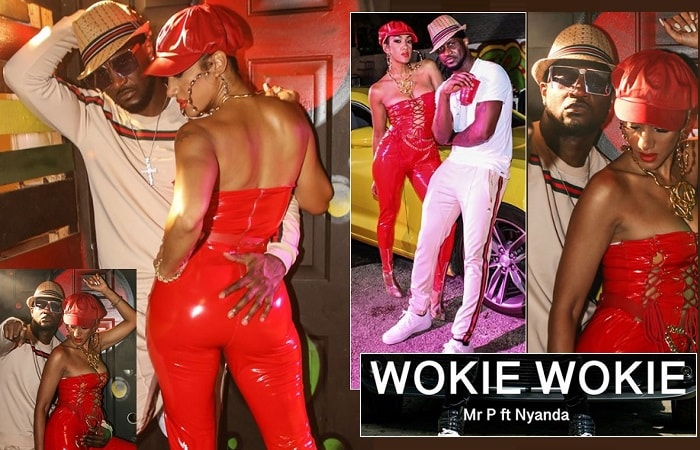 Mr. P (PeterPsquare) and Nyanda of Brick N Lace collaborate on Wokie Wokie