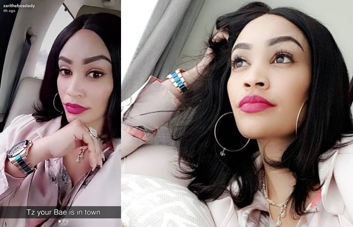 Zari converts to Christianity from Islam