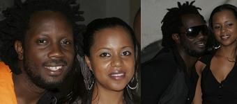 Bebe Cool and Zuena back in the days