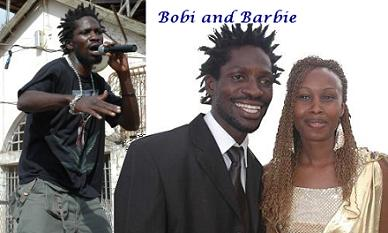 Bobi and Barbie