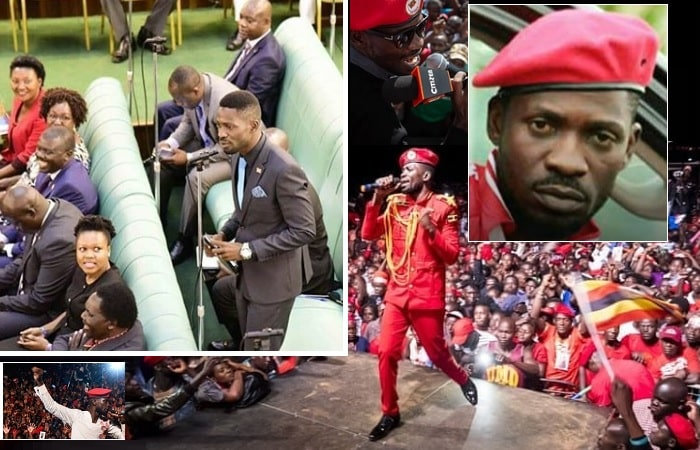 Hon. Kyagulanyi VS. Bobi Wine