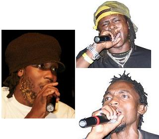 Bebe Cool, Weasle and Radio