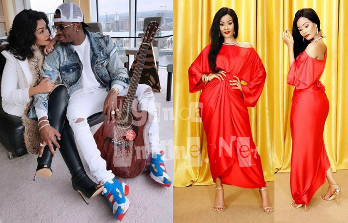 Diamond Platnumz and Zari in UK as Hamisa Mobetto case is thrown out