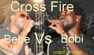 Cross Fire Bebe Vs Bobi