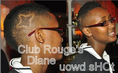 Club Rouge's Diane