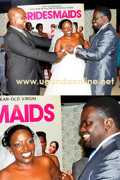 Sanyu FM Bridesmaids Screening at Cineplex