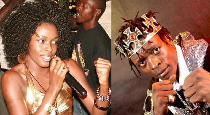 Grace Nakimera Vs Jose Chameleone