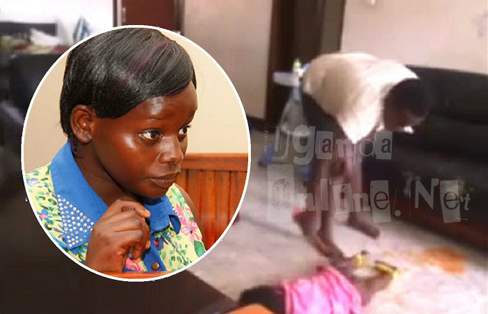 Maid who tortured child released before compeltion of her sentence