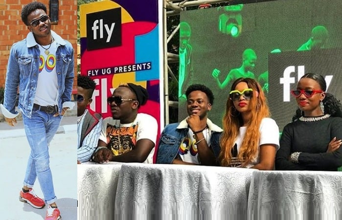 Korede Bello in town for the Teen Fly Fest event being held a the Hockey Grounds