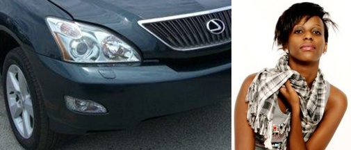 Lover buys Esther a Lexus