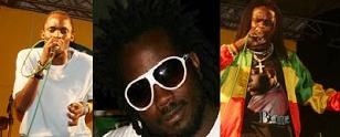 Mowzey, Bebe Cool and Weasle