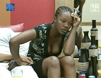 Meryl from Namibia was evicted on 9.Sep.2007
