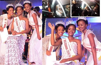 Quiin Abenakyo is the Miss Uganda 2018-2019