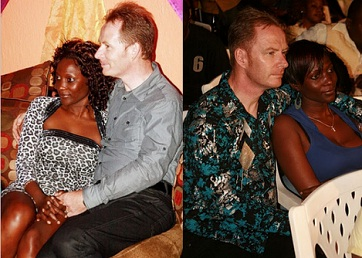 Kampala's Randy Couple