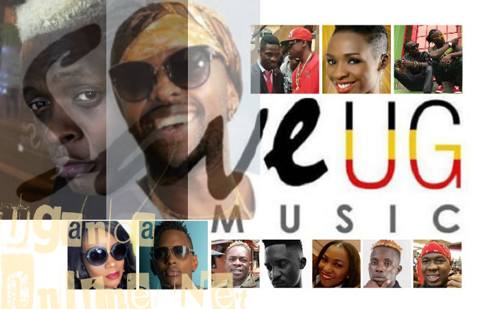 Some of the artists that attended the Save UG Music first meeting