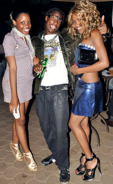 Sheila Sempebwa, Coco Finger and Kalyn